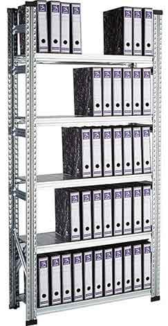 Estanter as met licas en tenerife soluciones modulares - Estanterias metalicas modulares ...