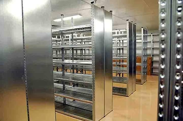 Estanter as met licas almacenaje estanter as met licas - Estanterias modulares metalicas ...