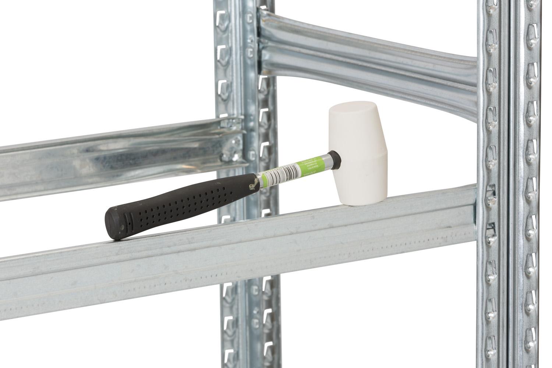 Estanter as de f cil montaje estanter as met licas tenerife for Montaje de estanterias metalicas